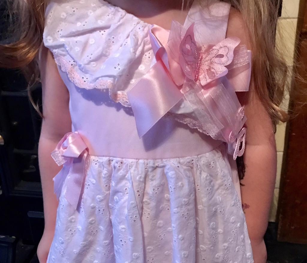 Age 2 dress little darlings