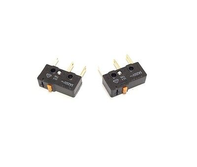 2 x Pool Valve Actuator Micro Switch Replacement For Pentair Compool CVA 24 (Actuated Switch)