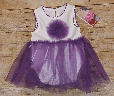 Baby Girls Infant Tutu Outfit Dress by Ruffle Butts New size