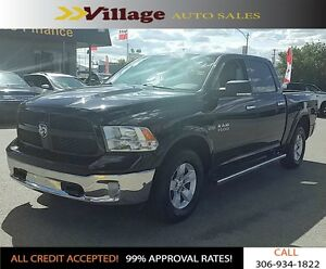 2014 RAM 1500 SLT Satellite Radio, Bluetooth, Power Front Sea...