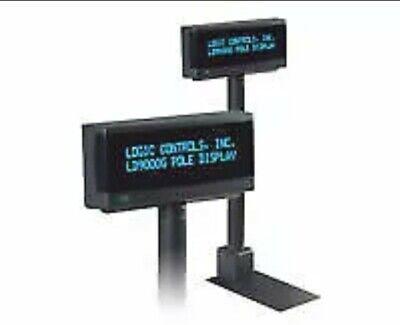 Logic Controls Usb Customer Pole Display - Ld9900tup-gyb Fg267