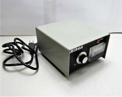 Nikon 76576 12v Ac Illuminator Power Supply