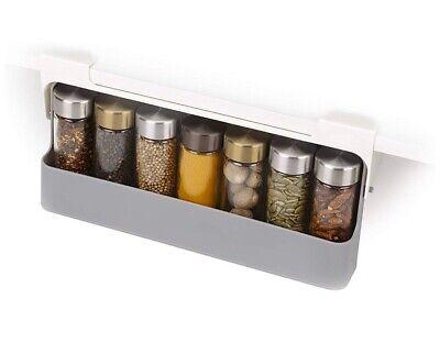 Joseph Joseph CupboardStore In cupboard, under-shelf Spice Rack - grey 85147