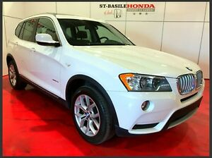 BMW X3 xDrive28i + TOIT PANO + CAMERA 2014