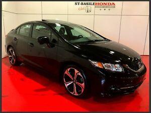 Honda Civic Si + GPS + TOIT 2015