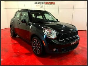 MINI Cooper Countryman S ALL4 + TOIT PANO 2014