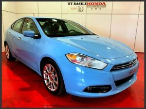 Dodge Dart LIMITED + NAVIGATION + CUIR 2013