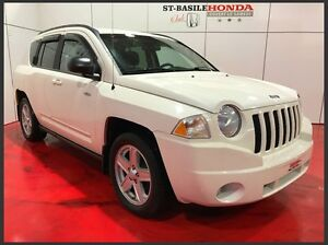 Jeep Compass NORTH + 4X4 + MAGS 2010