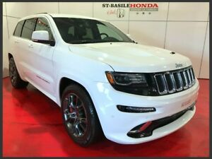 Jeep Grand Cherokee SRT + 6.4L HEMI + 475HP 2015