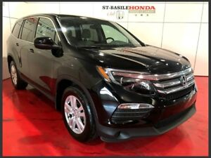 Honda Pilot LX AWD + 7 PLACES + CARPLAY 2016