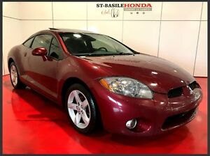 Mitsubishi Eclipse GT + CUIR + TOIT OUVRANT 2007