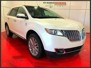 Lincoln MKX AWD + GPS + TOIT PANO + 20''