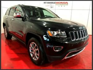 Jeep Grand Cherokee LIMITED 4X4 + CUIR + TOIT 2016