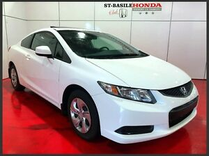 Honda Civic Coupe EX + TOIT OUVRANT + CAMERA 2013