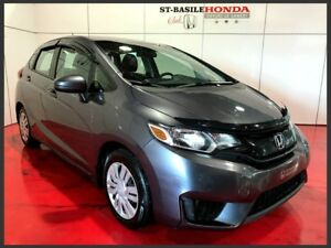 Honda FIT LX + AUTO + A/C + SIEGES CHAUFFANTS 2016