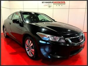 Honda Accord Coupe EX + MAGS + TOIT 2010