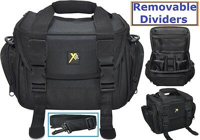 Durable Camera Carrying Case For Nikon D5000 D5100 D5200 D5300 D5600 FM10 D3400, used for sale  Shipping to India