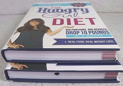 The Hungry Girl Diet By Lisa Lillien  Hardcover  New