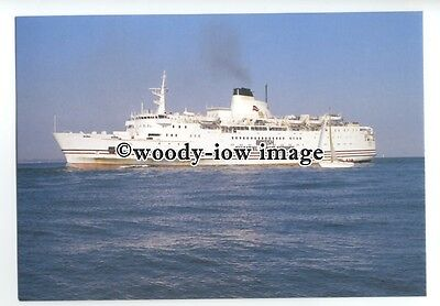 FE1365 - British Channel Island Ferries Rozel , built 1973 ex St Edmund postcard