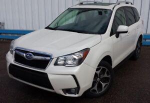 2014 Subaru Forester 2.0XT Touring AWD *LEATHER-SUNROOF*