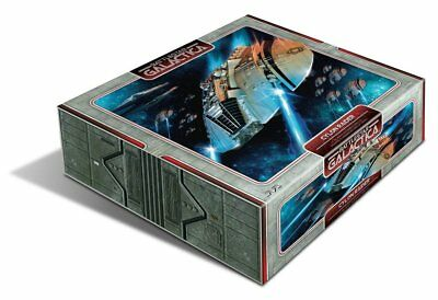 Battlestar Galactica Classic Cylon Raider Prefinished Model Kit New
