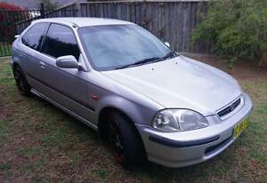 1996 Honda Civic Hatchback Morpeth Maitland Area Preview