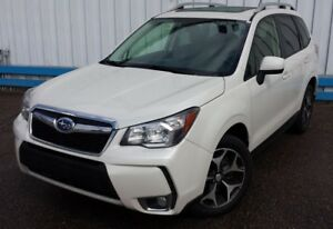 2014 Subaru Forester 2.0XT Touring AWD *LEATHER-SUNROOF*