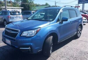 2017 Subaru FORESTER TOURING WITH EYESIGHT I Touring w/Tech Pkg