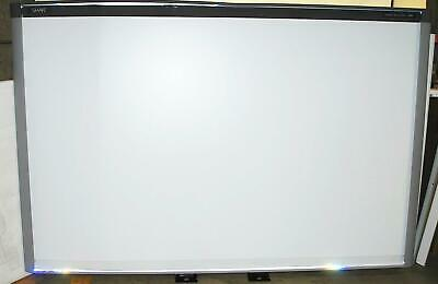 Smart Board Interactive 74 Whiteboard 885 Sb885-smp For Parts - 800144229