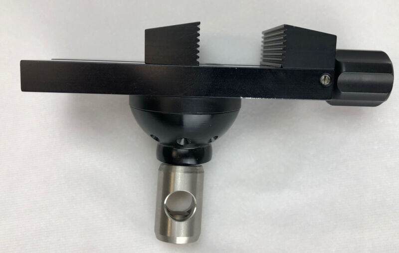 Thermo Fisher Microm Specimen Clamp for HM430 HM450 And HM440E Sliding Microtome