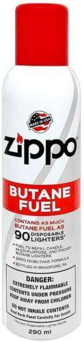 Zippo Lighter Butane Fuel 290 ml (165g)