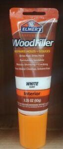 Elmer's Carpenter's White Wood Filler 3.25 oz.