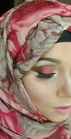 Makeup artist hijab and hair stylist mehndi artist *SPECIAL OFFER*