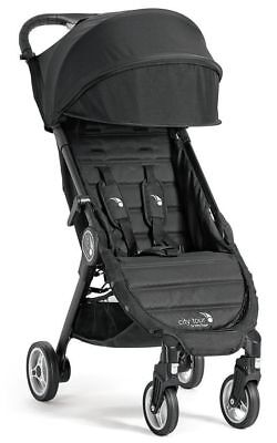 Baby Jogger City Tour Lightweight  Compact Travel Stroller Onyx w Carry Bag NEW