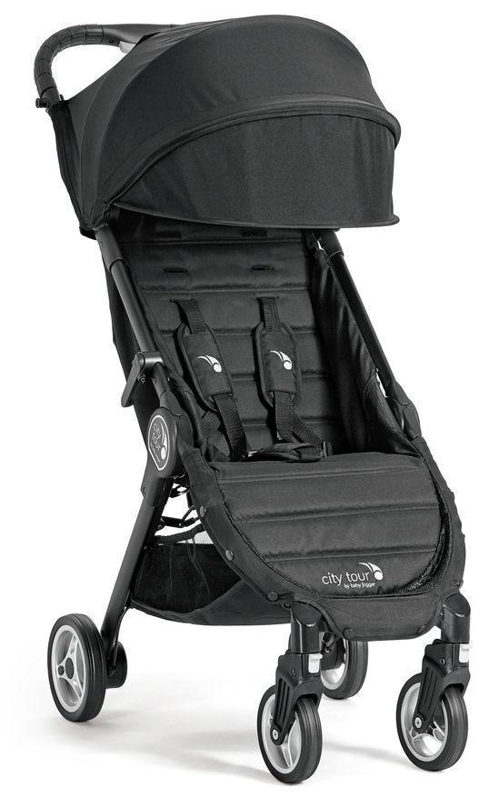 Baby Jogger City Tour Lightweight Stroller - Onyx
