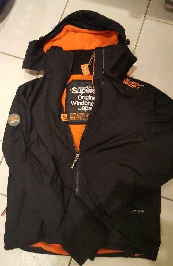 Superdry windbreaker coat
