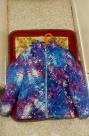 Warm Galaxy coat