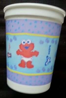 BABY ELMO Sesame Street Party Cups Supplies 1st First Birthday Decoration - Baby Elmo 1st Birthday Party Supplies