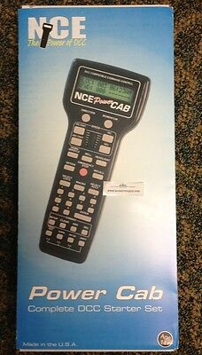 NCE 25 DCC POWER CAB System 2 Amp Version 1.65 POWERCAB 524-25 MODELRRSUPPLY-com