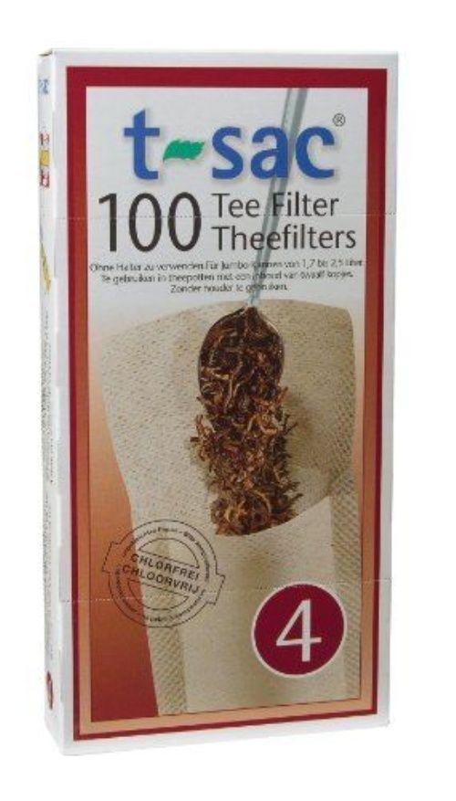 3x 100 Stück TEEFILTER T-sac 2   Papierfilter mit Lasche Other Cookware, Dining & Bar Cookware, Dining & Bar Teesieb