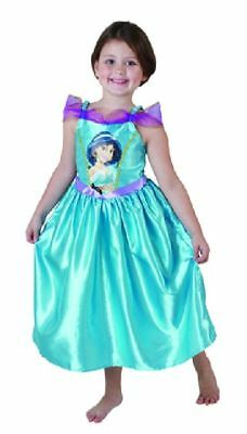 Karneval Kinder Kostüm Prinzessin Jasmin aus Aladdin (Jasmin Kinder Kostüme)