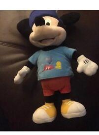My Interactive Friend Mickey