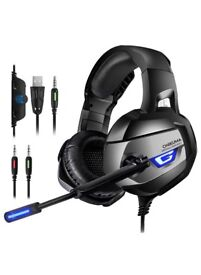 ONIKUMA Gaming Headset - Headset Gaming Headphone for PS4 ,Xbox one, (brand new unopened)