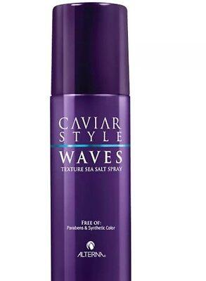 Alterna Caviar Style WAVES Texture Sea Salt Spray -