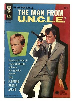 Man From Uncle 8  Vf   Floating People Affair  Free Shipping With Bin