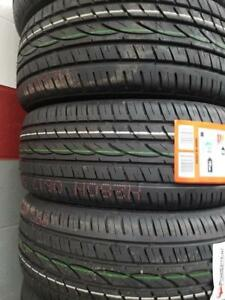 195/45R16 BRAND NEW SET ALL SEASON TIRES POWERTRAC 195/45/R16 WHEELS 195 45 16