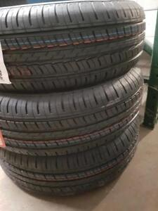 195/70R14 BRAND NEW SET ALL SEASON TIRES POWERTRAC 195/70/R14 WHEELS 195 70 14