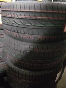 215/45R17 BRAND NEW SET ALL SEASON TIRES POWERTRAC 215/45/R17 WHEELS 215 45 17