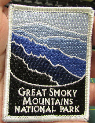 New Traveler Series Patch - Great Smoky Mountains National Park Tennessee Patch