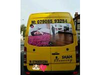 SHAH FLOORING,CARPET,LAMINATE,VINYL SUPPLIERS AND FITTERS